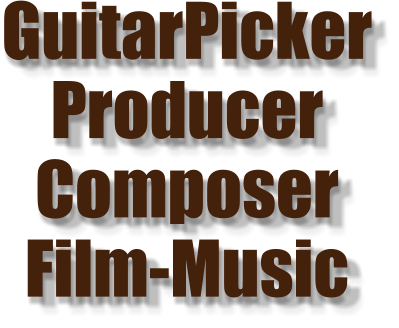 GuitarPicker Producer Composer Film-Music